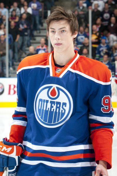NUGE #93 Edmonton Oilers NHL Team! Nuuuuugggggeeeee