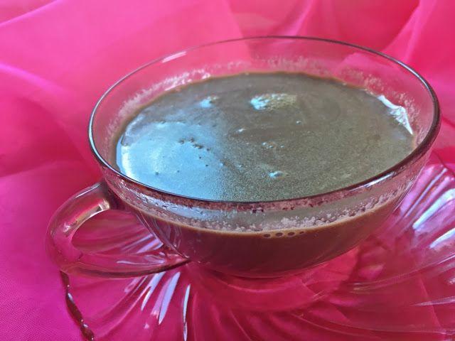 Da Panela para o Coração : Chocolate quente | Semana Vegan