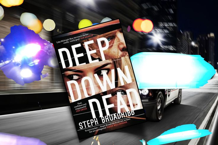 "Thriller set in Southern States USA ""Deep Down Dead"" by Steph Broadribb http://www.tripfiction.com/thriller-set-in-the-united-states/"