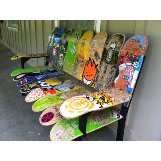 17 Best Images About Skateboard Benches On Pinterest