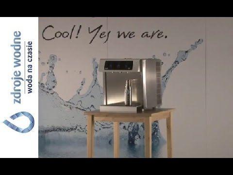 FONTEMAGNA COMPACT Zdrój chłodzonej wody pitnej