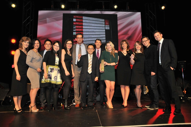We won a BILD award for Best Social Media Campaign (High-Rise) with  Tridel, Reve EcoSuites!