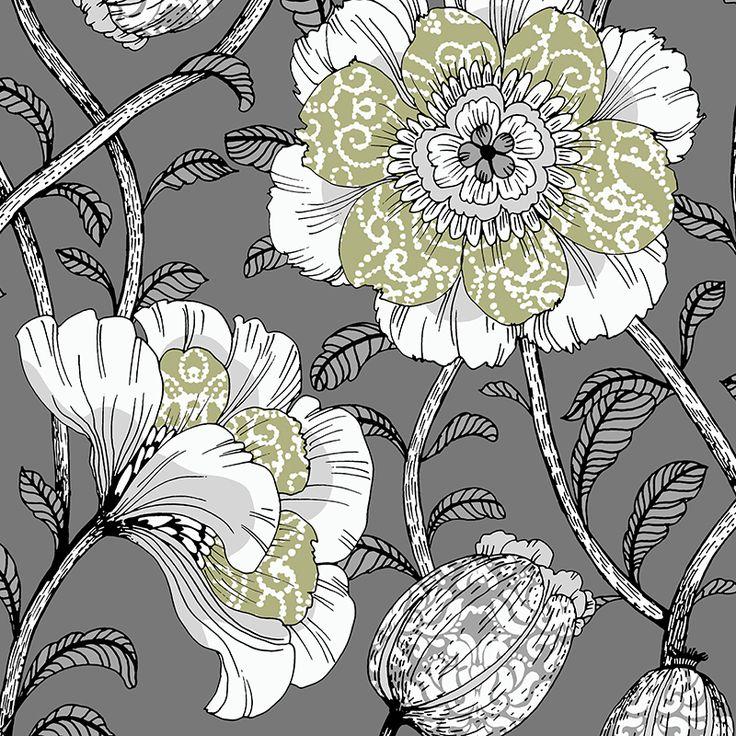 Muuan greygreen by Tanja Orsjoki - Wallpapers / Tapetit