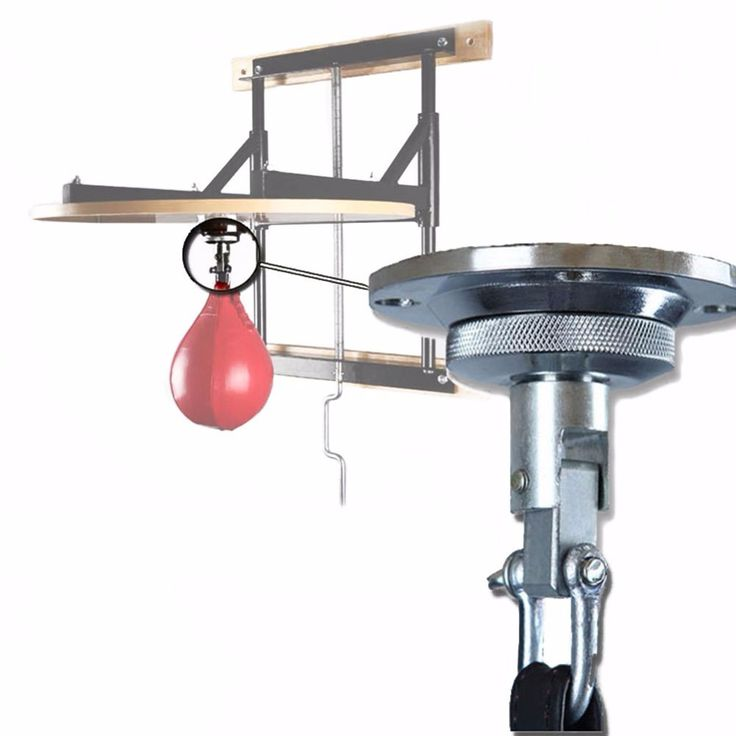 Professional Fitness Boxing Pear Speed Ball Swivel Boxing Punching Speedbag Base Accessory Pera Boxeo Training Boxing Equipment