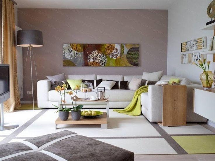Schone Dekoideen Wohnzimmer Pink Macht Eiche Modern Moderne Gardinen