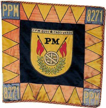 Pelotão de Polícia Militar 8271 Cabo Verde