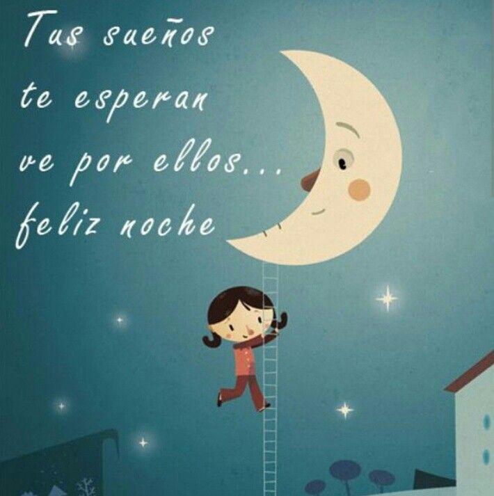 Feliz noche, night night!