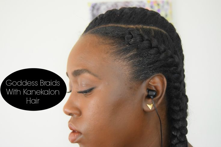 Protective Hairstyles Dutch Braids: 49 Best Goddess Braids Images On Pinterest