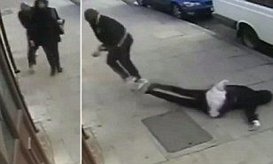 http://www.dailymail.co.uk/news/article-3225020/Shocking-moment-hijab-wearing-woman-attacked-knocked-floor-unconscious-police-reveal-huge-rise-hate-crimes-against-Muslims.html