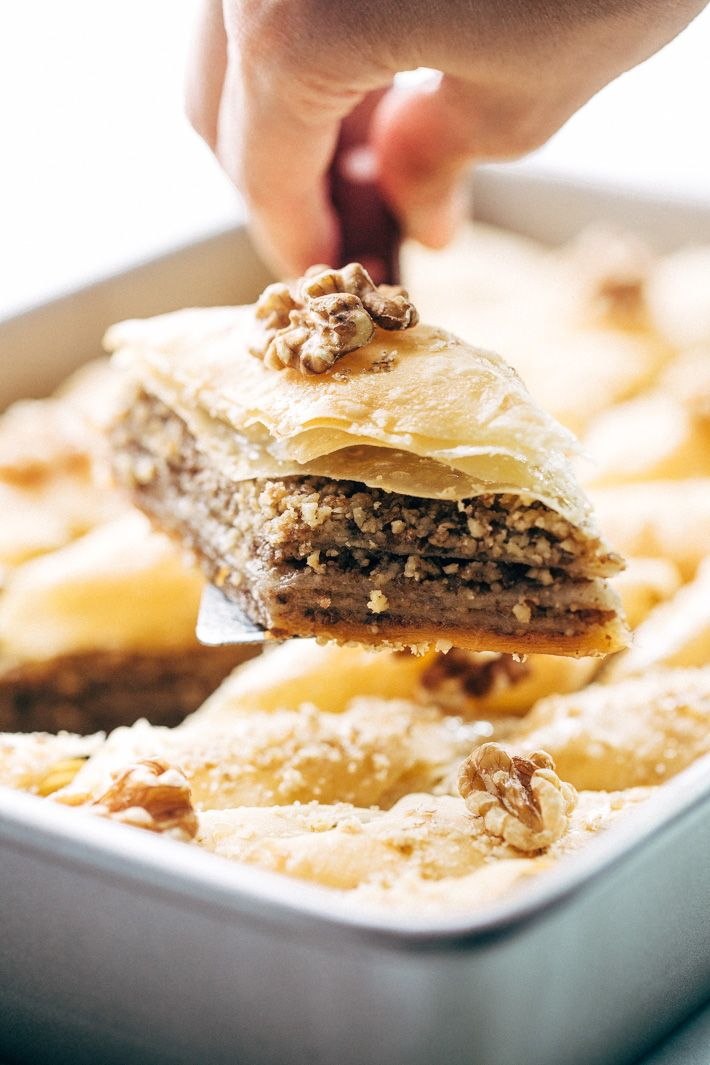 138 best Baklava images on Pinterest | Greek recipes ...