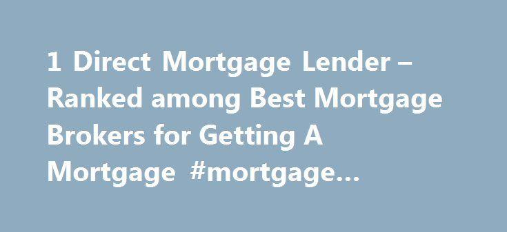 Best Mortgage Lenders Ga