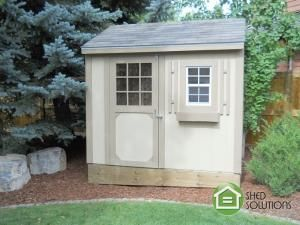 shed solutions is calgary and edmontons leading provider of installed garden sheds wood sheds shed kits also offering wall storage solutions storage