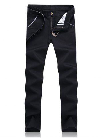 GET $50 NOW | Join RoseGal: Get YOUR $50 NOW!http://www.rosegal.com/mens-pants/knitting-spliced-edging-zipper-fly-814553.html?seid=245471rg814553