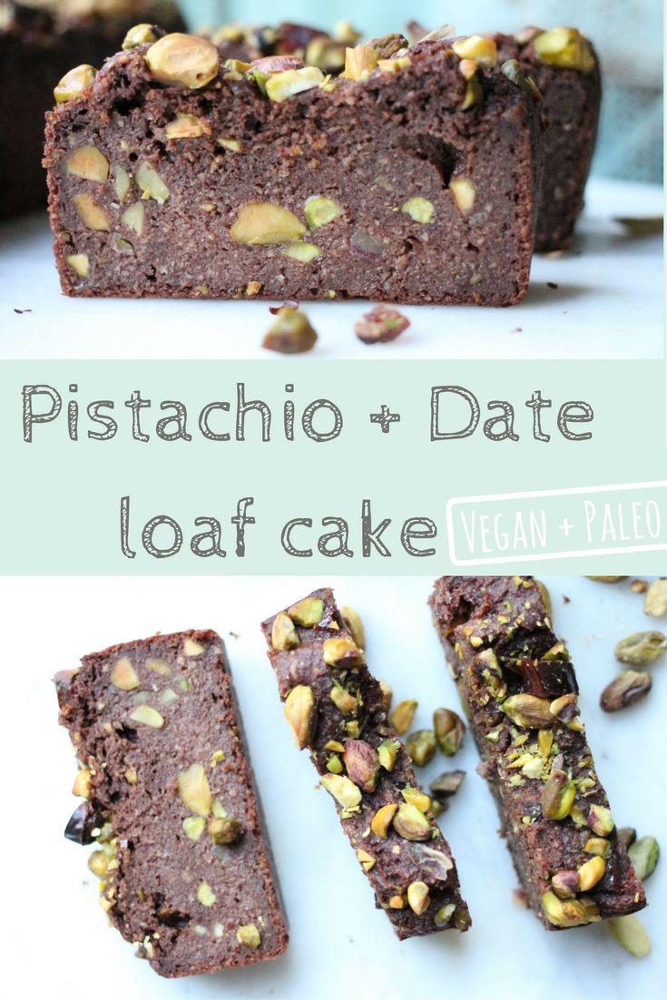 This fudgy chocolatey vegan + paleo cake is the perfect healthy treat!