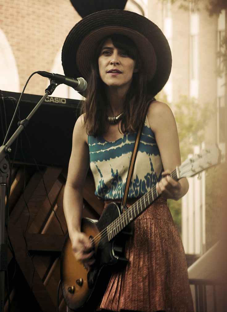 Feist. When they told her she'd never sing again she kept working for her dream. And here she is, an awesome musician and singer