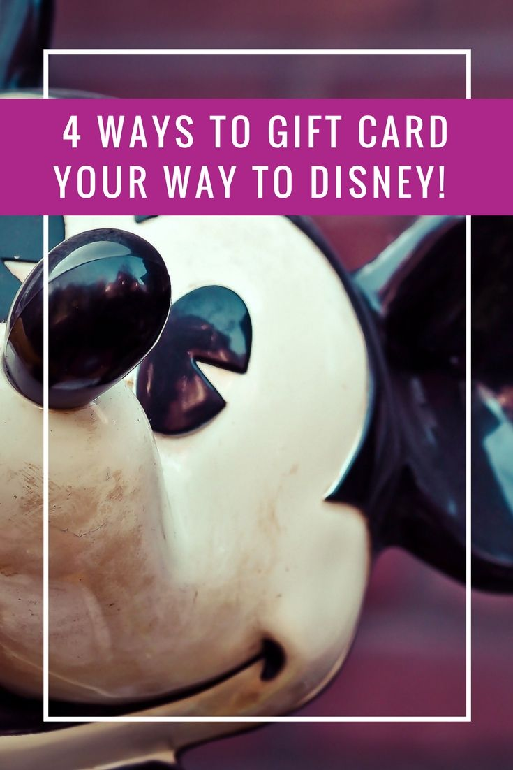 If you haven't paid off your Disney vacation yet you need to SEE THIS! How to earn free gift cards to pay for your trip!