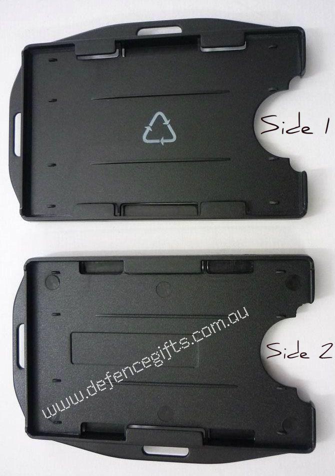 Defence Gifts -  Double ID / Fuel Card Holder Black, $1.00 (http://www.defencegifts.com.au/double-id-fuel-card-holder-black/)