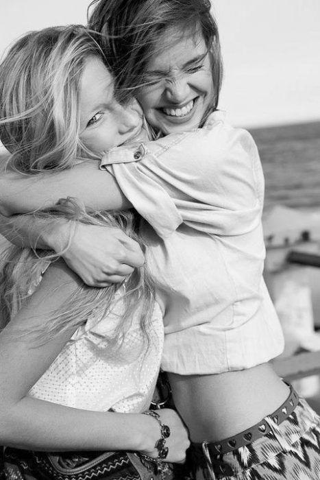 BFF: 20 hermosas fotos que a todas les gustaría copiar con tu mejor amiga