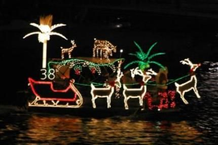 San Diego Christmas Boat Parade