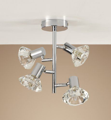 4 Arm Totem Ceiling Light - Marks & Spencer Lighting Pinterest Ceilings, Window and Marks ...
