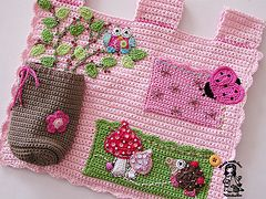 This is so cute and whimsical for a baby girl