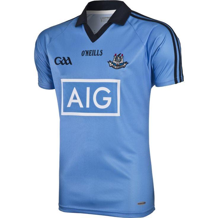 Dublin GAA Jersey: Official Dublin GAA Jersey #Dublin2014 #gaa #oneills