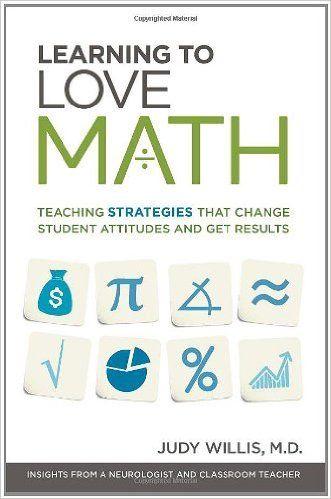 Learning to Love Math, Carol Dweck, & Jo Boaler
