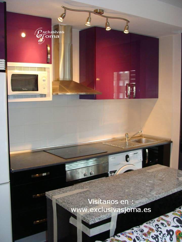 39 best images about cocinas on pinterest dance floors for Muebles de cocina vegasa