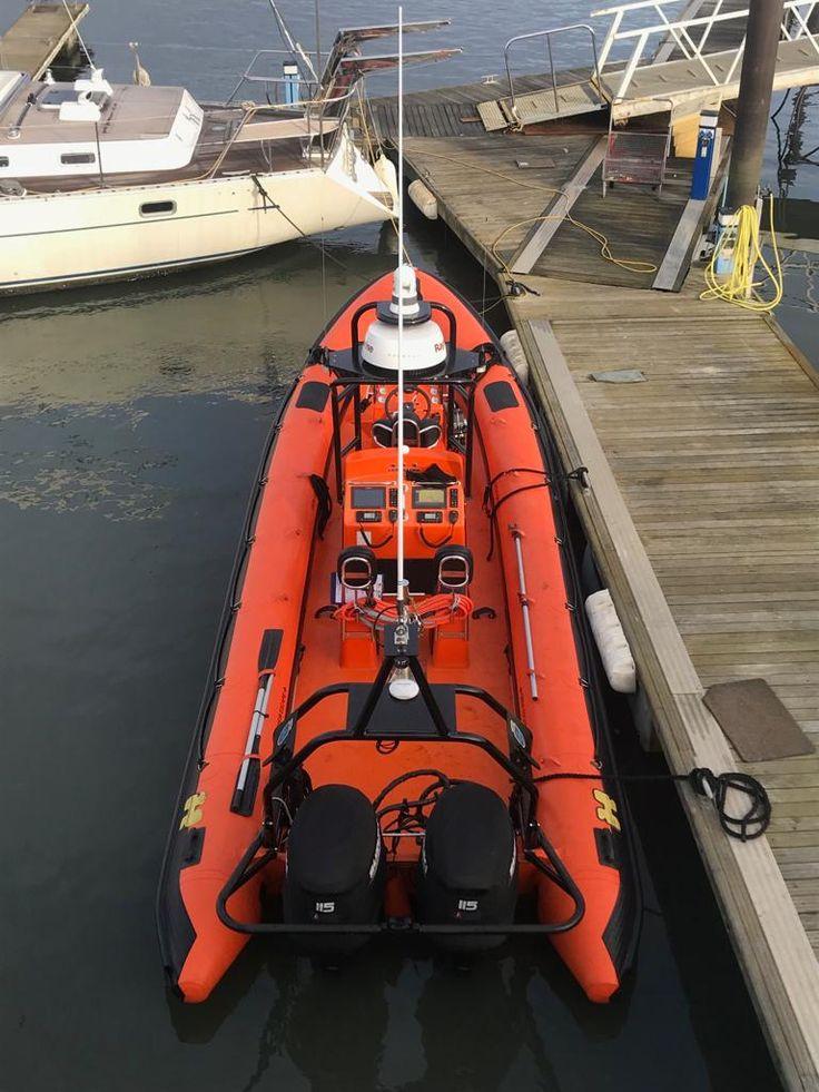 Felixstowe Lifeboat, Felixstowe Coast Patrol, independent