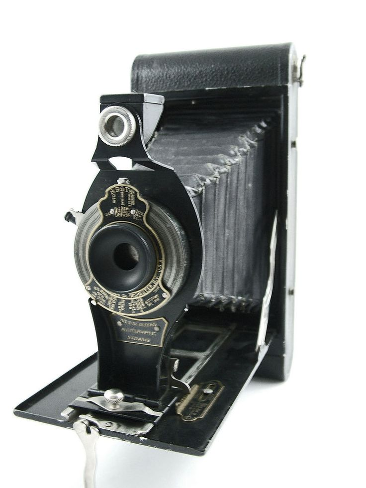 VINTAGE KODAK NO. 3A FOLDING AUTOGRAPHIC BROWNIE CAMERA 1916-26 in Cameras & Photo, Vintage Movie & Photography, Vintage Cameras | eBay