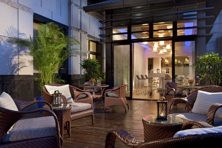 Modena Residence Putuo Shanghai by Frasers Hospitality has been given the Travelers' Choice 2012 award by TripAdvisor and also voted as one of the top 25 trendiest hotels in China!