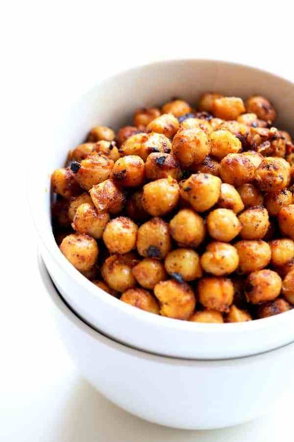 Healthy chickpeas tossed with spicy taco seasoning and pan roasted in olive oil …   – Weight gain