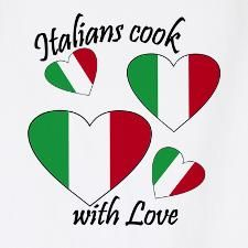 Italians cook with love!
