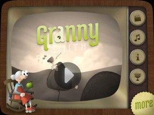 Granny Smith : une irrésistible mamie-roller dans une course endiablée