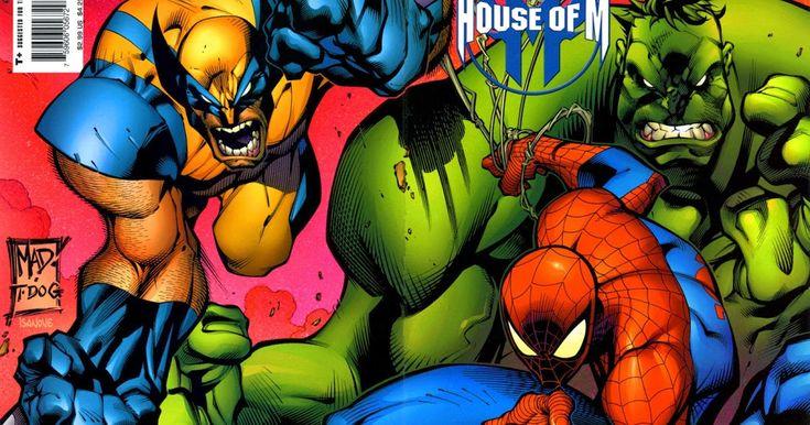 """House of M (o Dinastía de M en España) es un crossover de diversos cómics de la editorial Marvel publicados originalmente a finales del 2005 y principios del 2006. Introducción Tras lo ocurrido en """"Vengadores Desunidos"""" La Bruja Escarlata cambia completamente la realidad del Universo Marvel a un mundo donde los mutantes son la raza gobernante liderados por su padre Magneto. La editorial Marvel a finales de 2005 decidió recuperar el statu quo de los mutantes (es decir el de una raza…"""