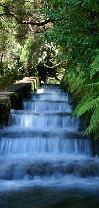 Seven Springs, Madeira Island