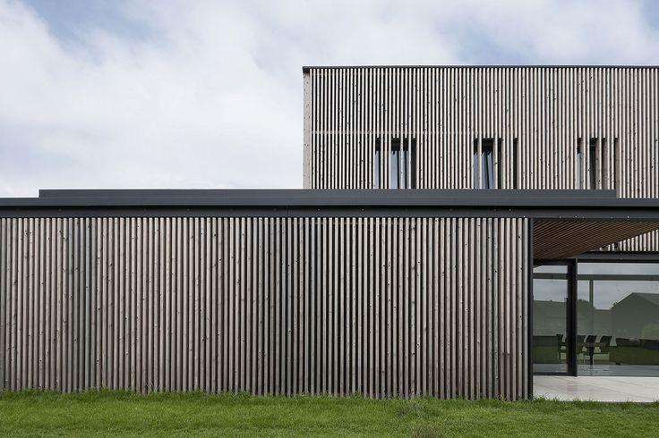 KS Residence by CLAESSENS ARCHITECTEN