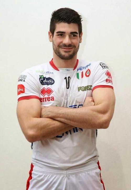 Olympic Gods   Filippo Lanza   Volleyball   Italy