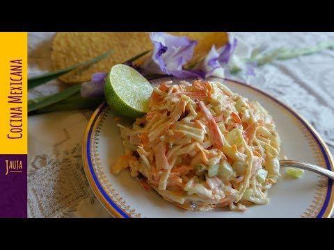 Ensalada de Surimi. Lunch Sabroso y Económico - YouTube