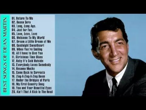 Dean Martin Greatest Hits | Dean Martin Best Songs | Dean Martin Collection - YouTube