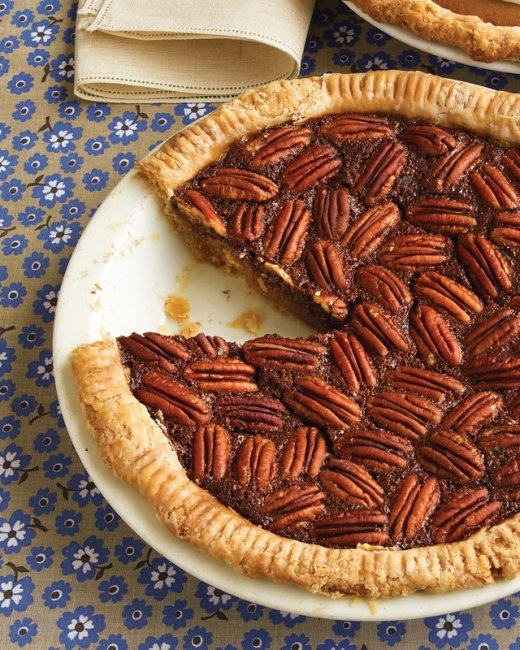 Chocolate Pecan Pie - Martha Stewart Recipes