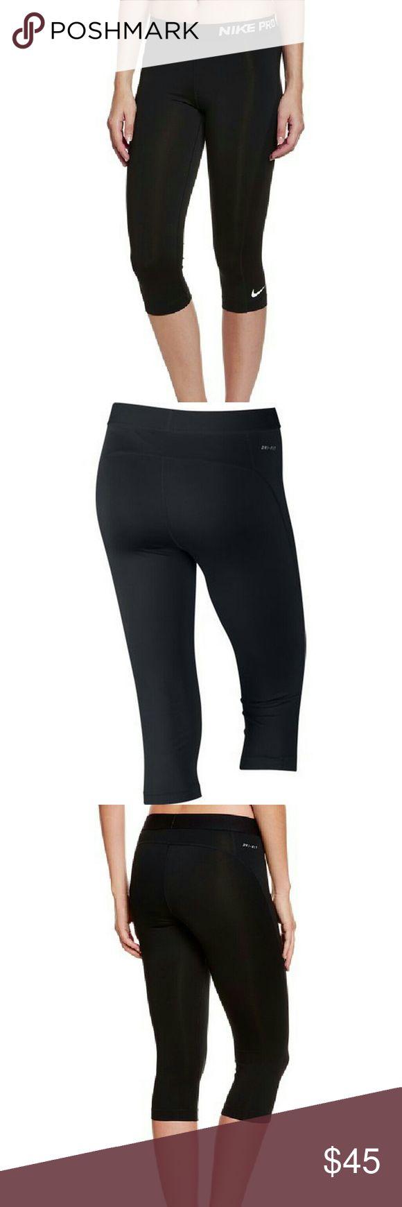 Nike Pro Core Compression Women's Training Capris Compression Training Fitness Capri Nike Other