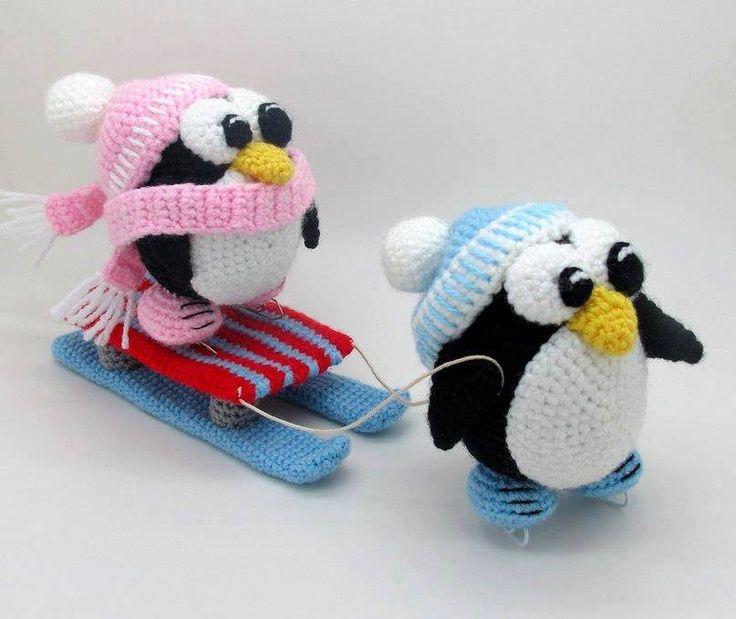 Free Onigiri Couple Amigurumi Crochet Pattern By Handmadekitty : tu?nak Ha?kovan? - hra?ky Pinterest