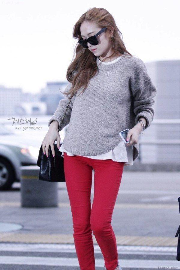 소녀시대 제시카 사복패션 모음(스압) - mimihyuni | Vingle | 여성 패션, 국내 연예