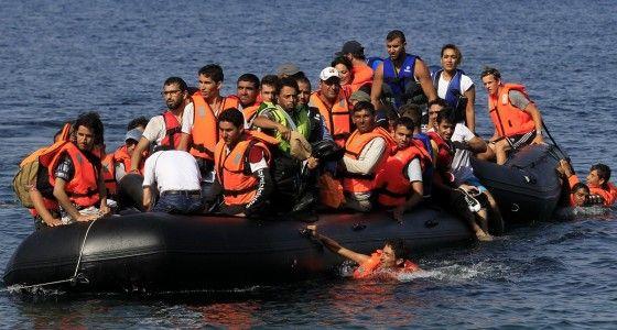 261 λαθρομετανάστες στα νησιά το τελευταίο 24ωρο……Στα όρια της υπομονής τους οι…