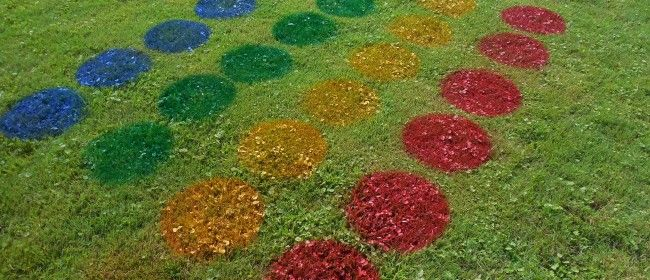 DIY Lawn Twister: How to Make and Play!