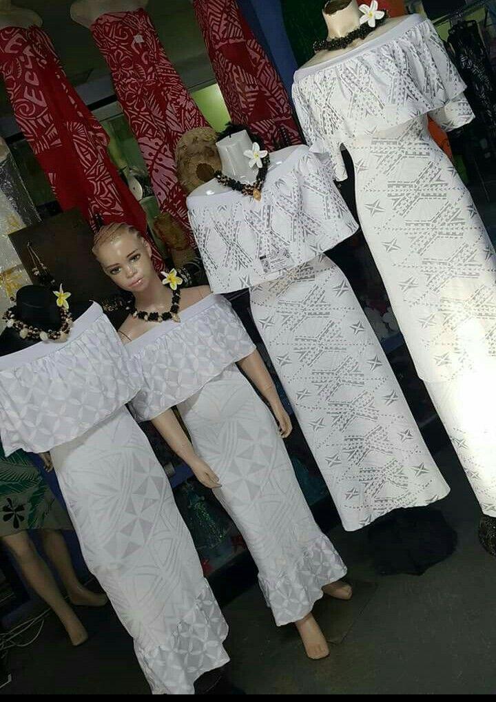 Samoan dresses