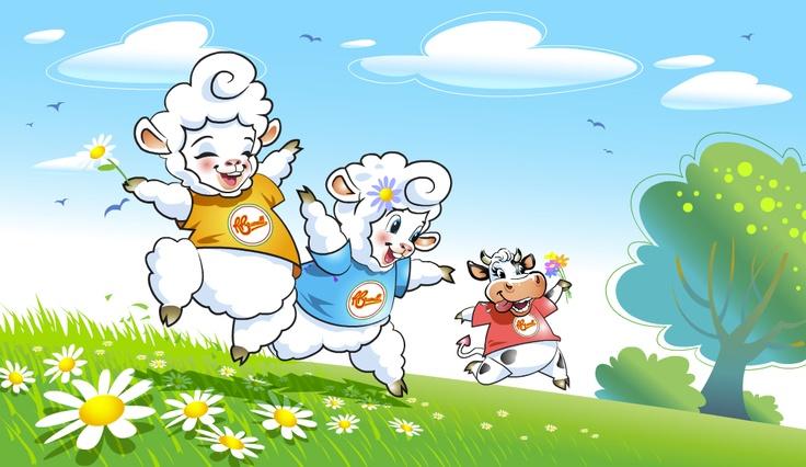 E' arrivata la Primavera!!! La felicità delle nostre dolcissime Biancaneve, Caprilla e Marzolina è incontenibile, tanto che presto le vedrete in video: siete pronti?  Buona primavera a tutti!
