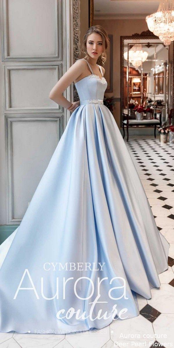 19c2cd5642 Aurora couture Russian Glory 2019 Wedding Dresses Cymberly #weddings # dresses #weddingdresses #wedding #bridaldresses #deerpearlflowers