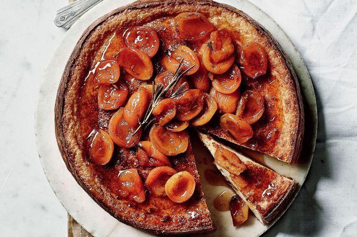 Cantabrian cheesecake